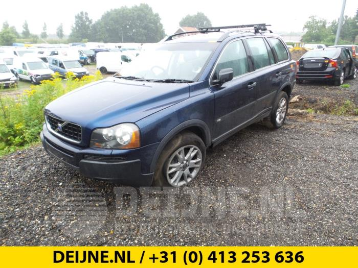 Fusee links-achter - Volvo XC90