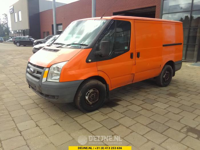 Ophangmechaniek reservewiel - Ford Transit