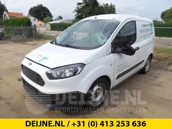 Koelvin Motor - Ford Transit Courier
