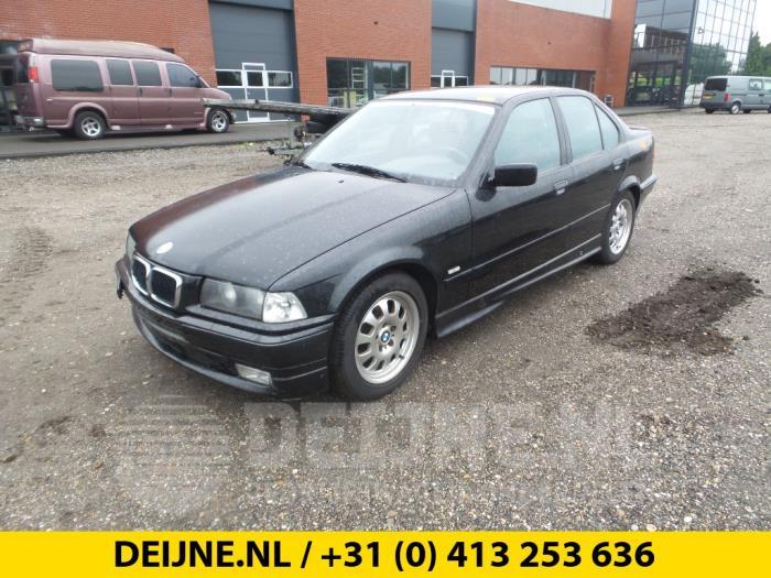 Tussenas - BMW 3-Serie