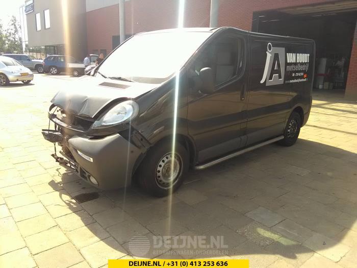 Voorruit - Opel Vivaro
