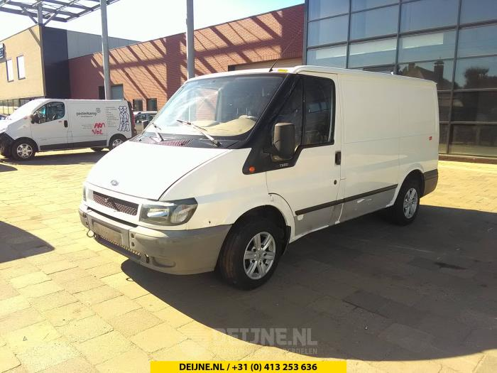 Voorkop compleet - Ford Transit