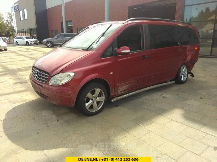 Cruise Control Bediening - Mercedes Vito