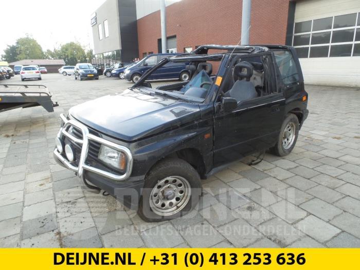 Versnellingsbak - Suzuki Vitara