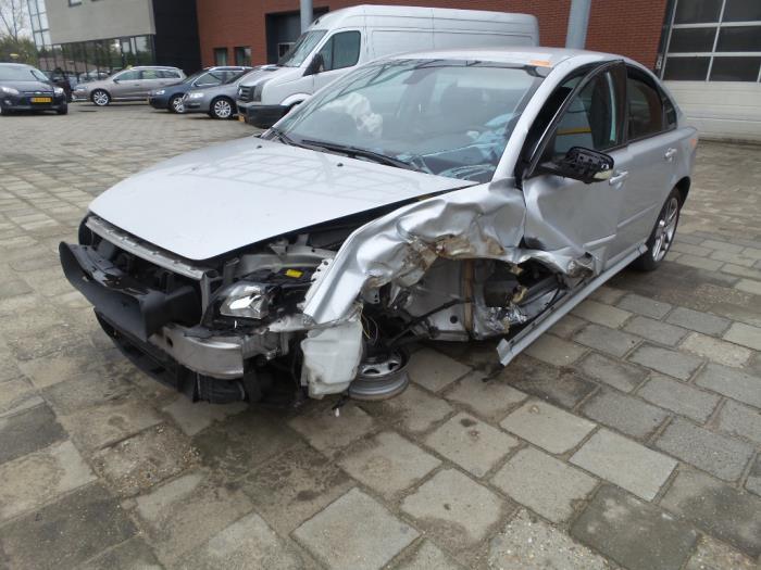 Uitlaat Einddemper - Volvo S40