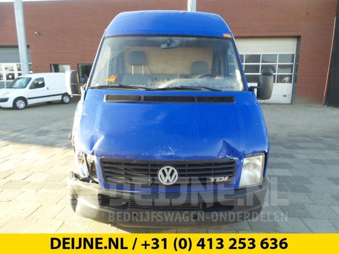 Achteras achterwielaandrijving - Volkswagen LT