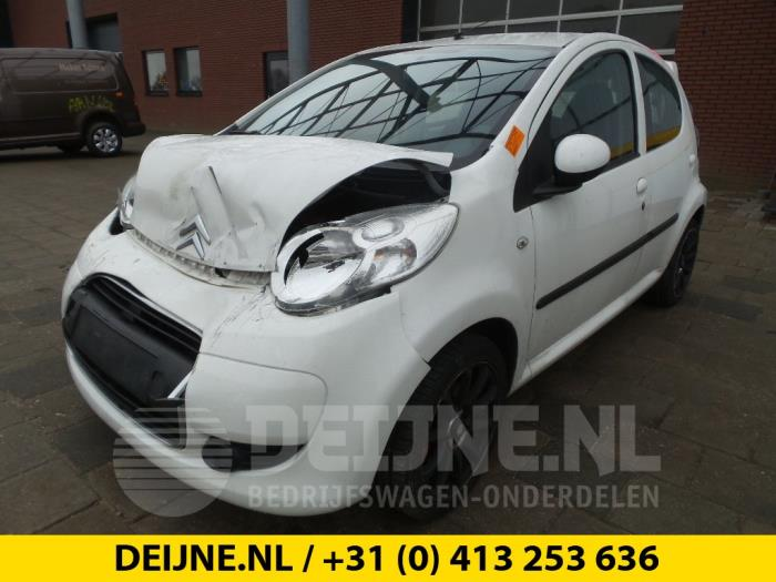 Stoel links - Citroen C1