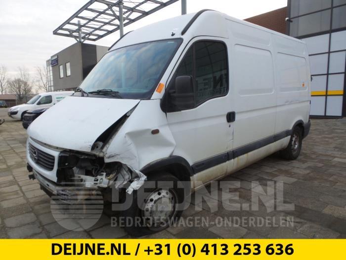 Versnellingsbak Bedieningskabel - Opel Movano