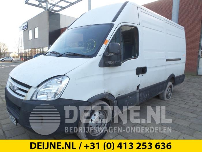Koppelingmotor - Iveco New Daily
