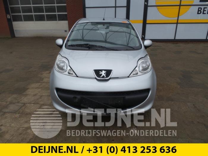 Stuurkolom Huis - Peugeot 107