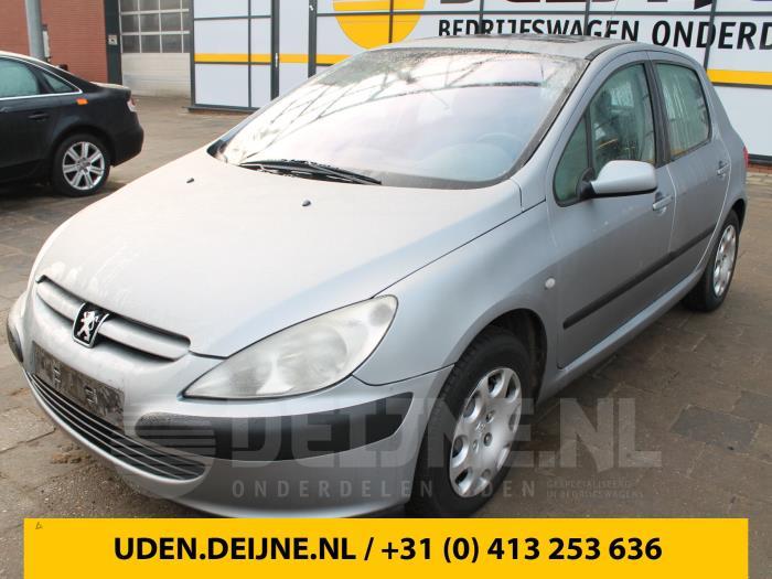 Stuurwiel - Peugeot 307