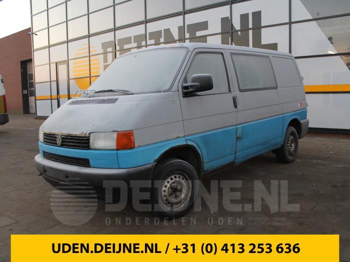 Trekhaak - Volkswagen Transporter