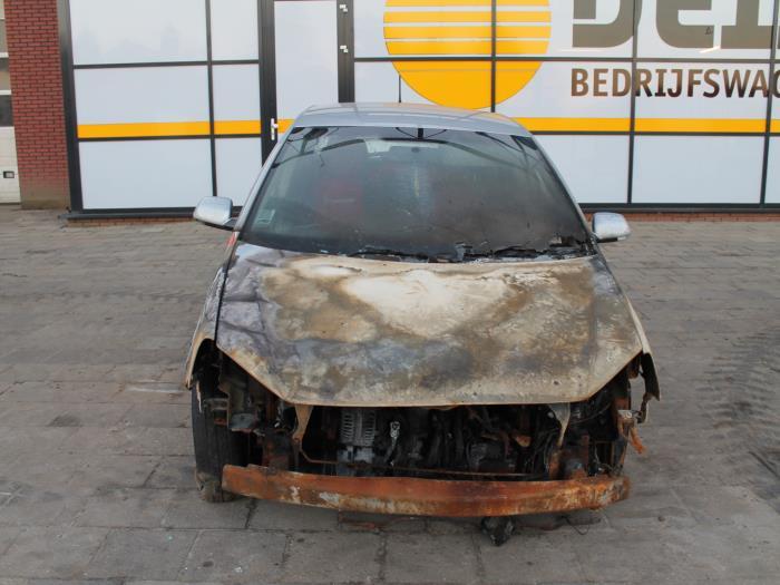 Bumperframe achter - Volkswagen Polo