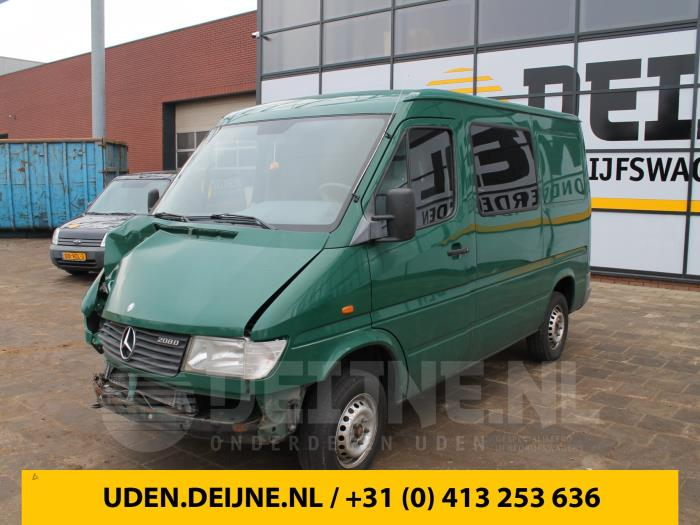 Bumperhoek links-achter - Mercedes Sprinter