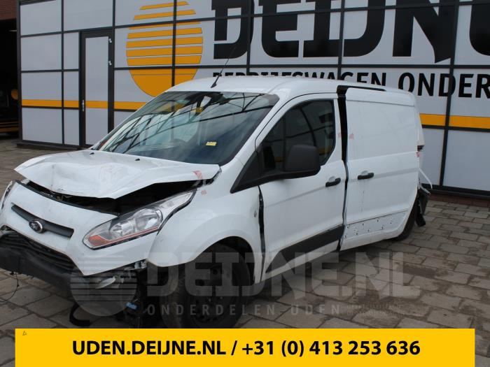 CD Speler - Ford Transit Connect