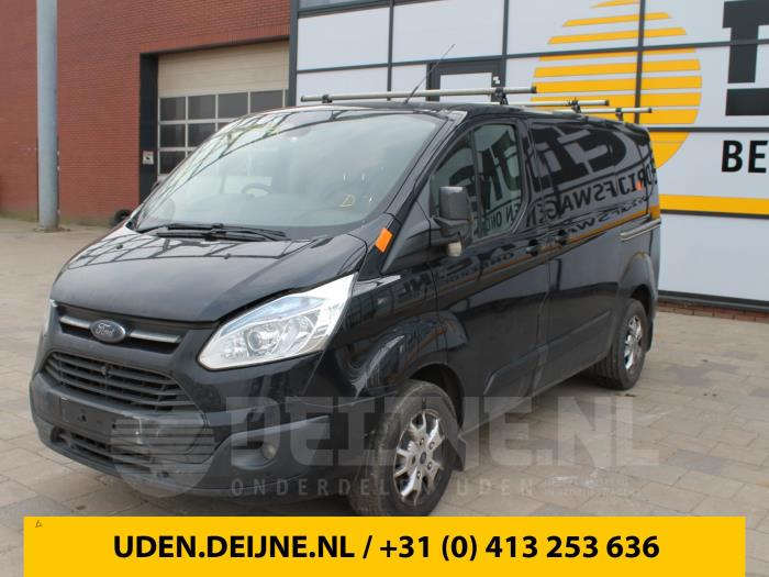 Regelunit Multi Media - Ford Transit Custom
