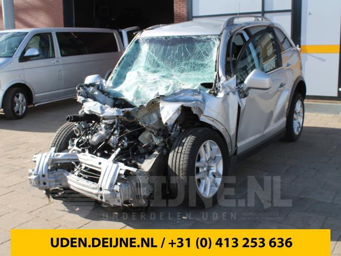 Draagbalk achter - Opel Antara