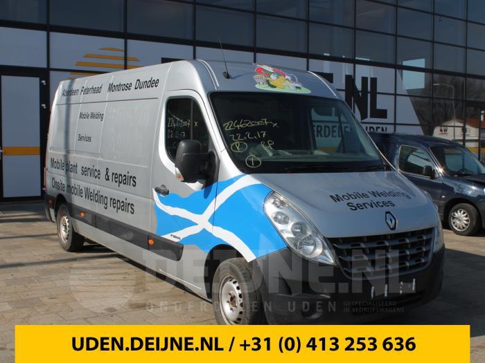 Renault Master 3 10-