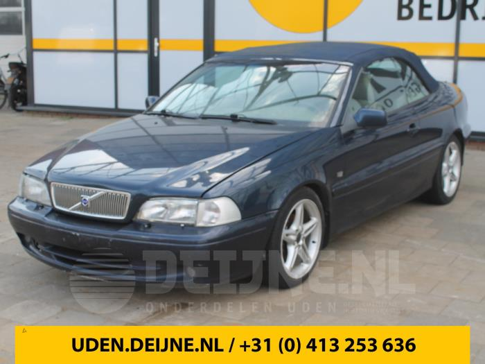 Gordelspanner links - Volvo C70