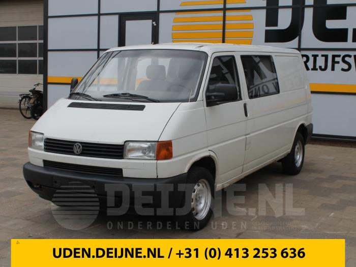 Tussenschot Cabine - Volkswagen Transporter