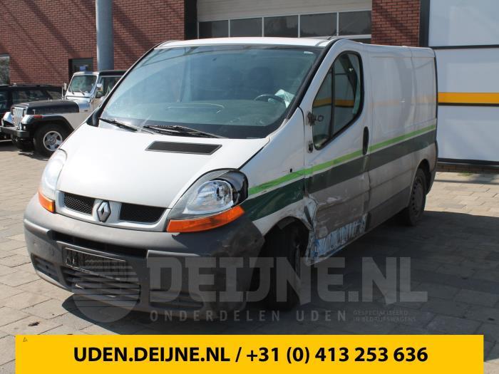 Bumperframe voor - Renault Trafic