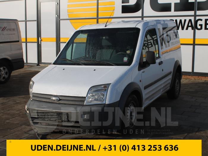 Radio CD Speler - Ford Transit Connect