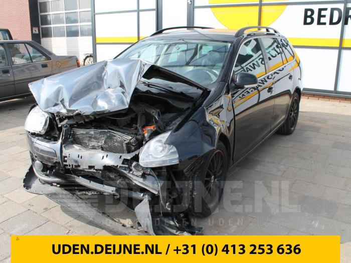 Uitlaat (compleet) - Volkswagen Golf