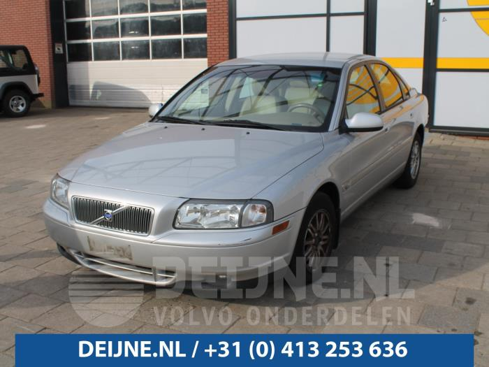 Intercooler - Volvo S80