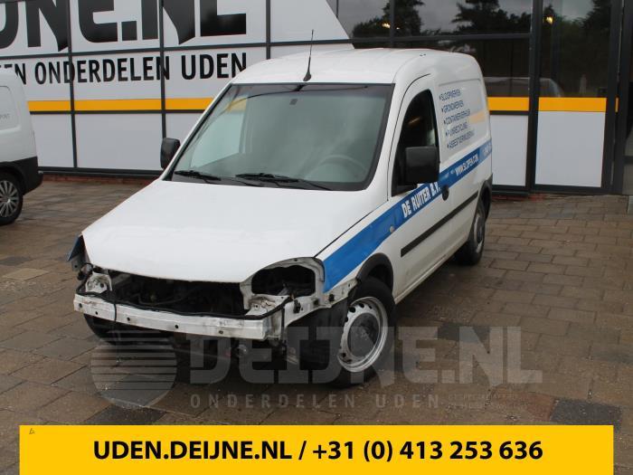 Motorsteun - Opel Combo