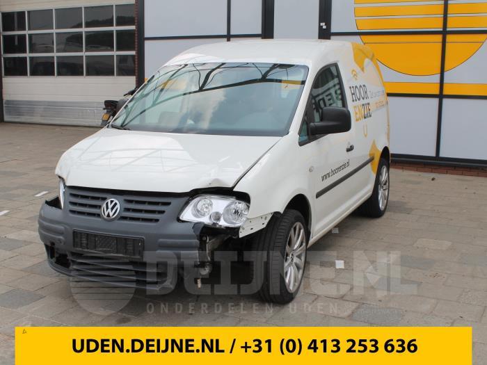 Roetfilter sensor - Volkswagen Caddy