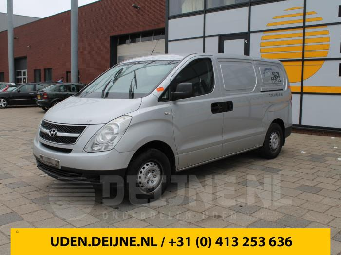 Hefmechniek Reservewiel - Hyundai H300