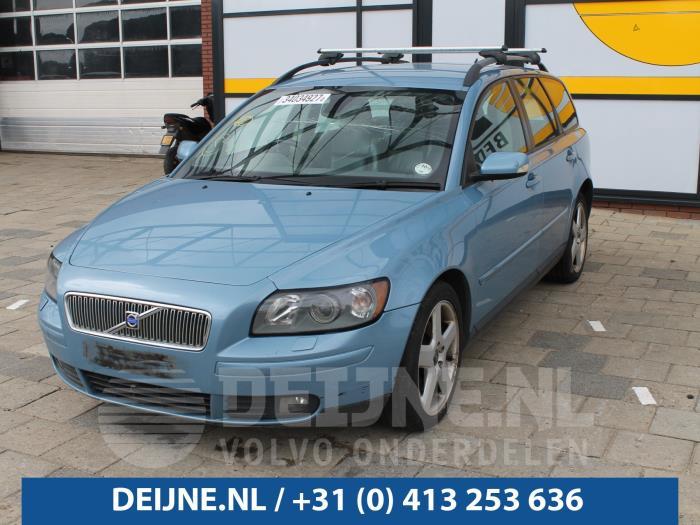 Dakrail set - Volvo V50