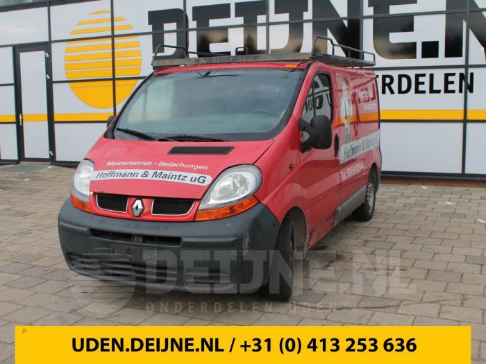 Voorruit - Renault Trafic