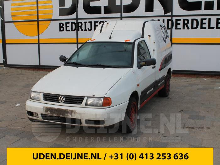 Tank - Volkswagen Caddy