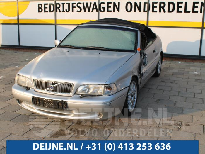 Remklauw (Tang) links-achter - Volvo C70