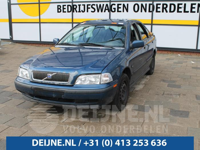 Slotmechaniek Achterklep - Volvo S40/V40