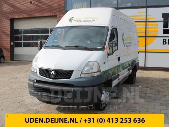 Vooras (compleet) - Renault Mascott