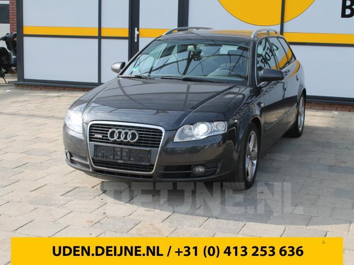 Achterklep reflector links - Audi A4