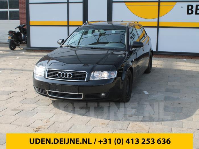 Dakrail set - Audi A4