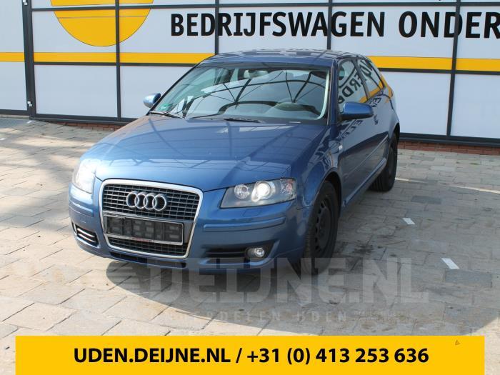 Roetfilter - Audi A3