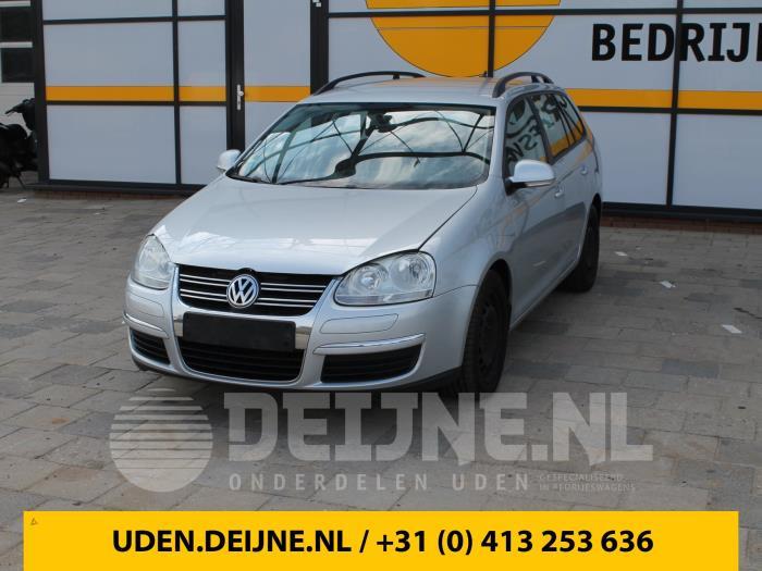 Portierruit 4Deurs rechts-voor - Volkswagen Golf