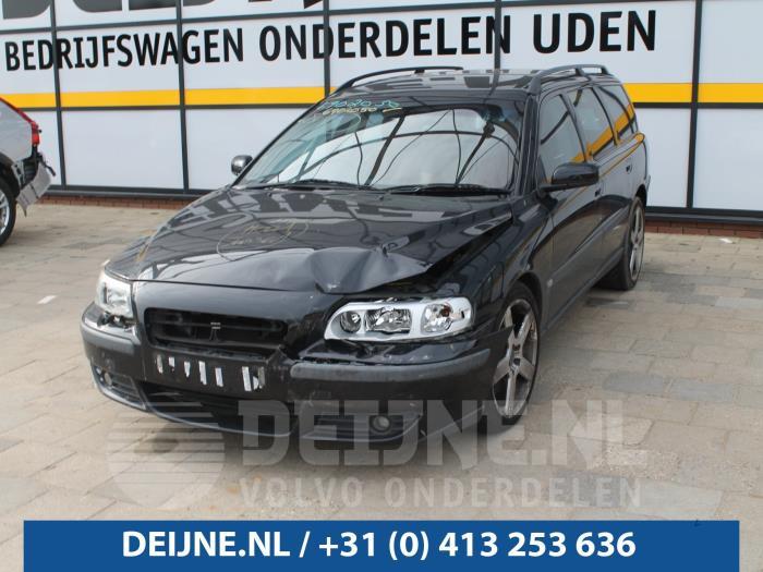 Differentieel achter - Volvo V70