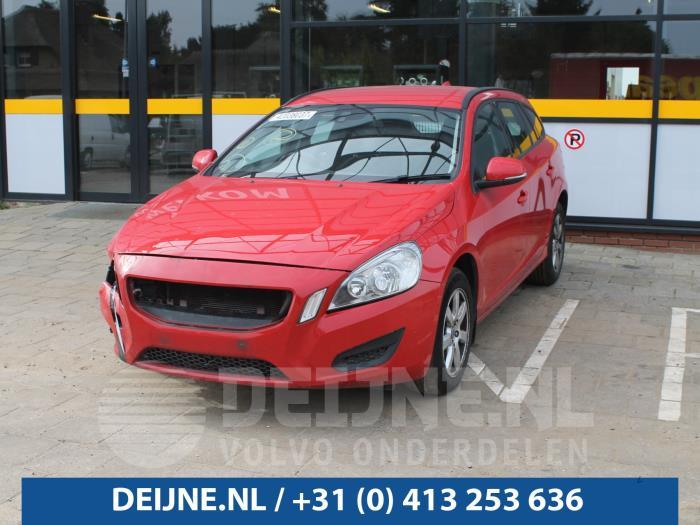 Hoedenplank - Volvo V60