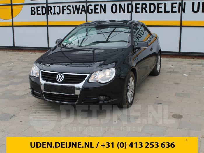 Ruitmechaniek 2Deurs rechts-achter - Volkswagen Eos