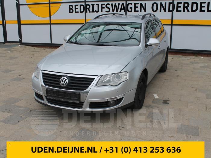 Dakrail set - Volkswagen Passat