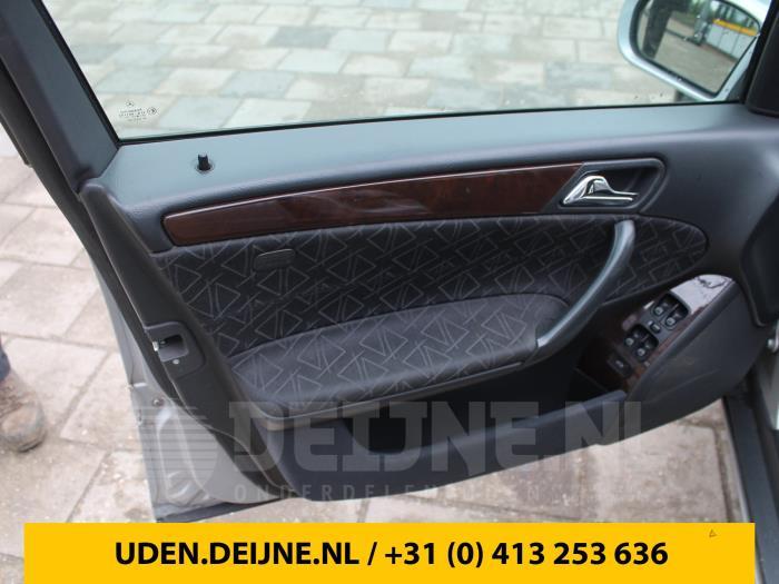Mercedes C-Klasse 00-