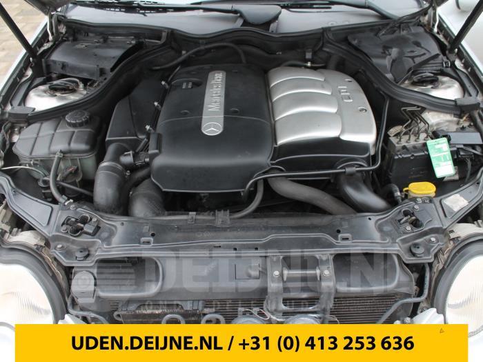 Ruitmechaniek 4Deurs links-achter - Mercedes C-Klasse