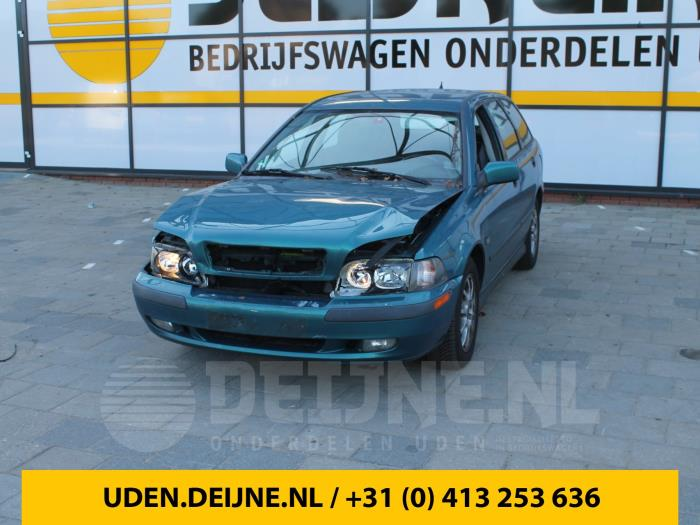 Remklauw (Tang) rechts-achter - Volvo S40/V40