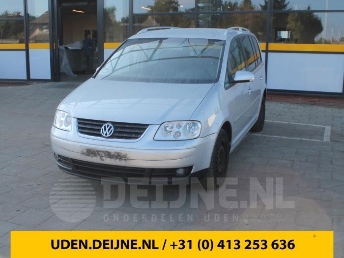 Koppelingsset (compleet) - Volkswagen Touran