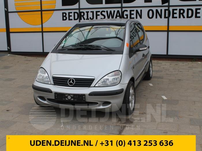 Stuurhuis - Mercedes A-Klasse